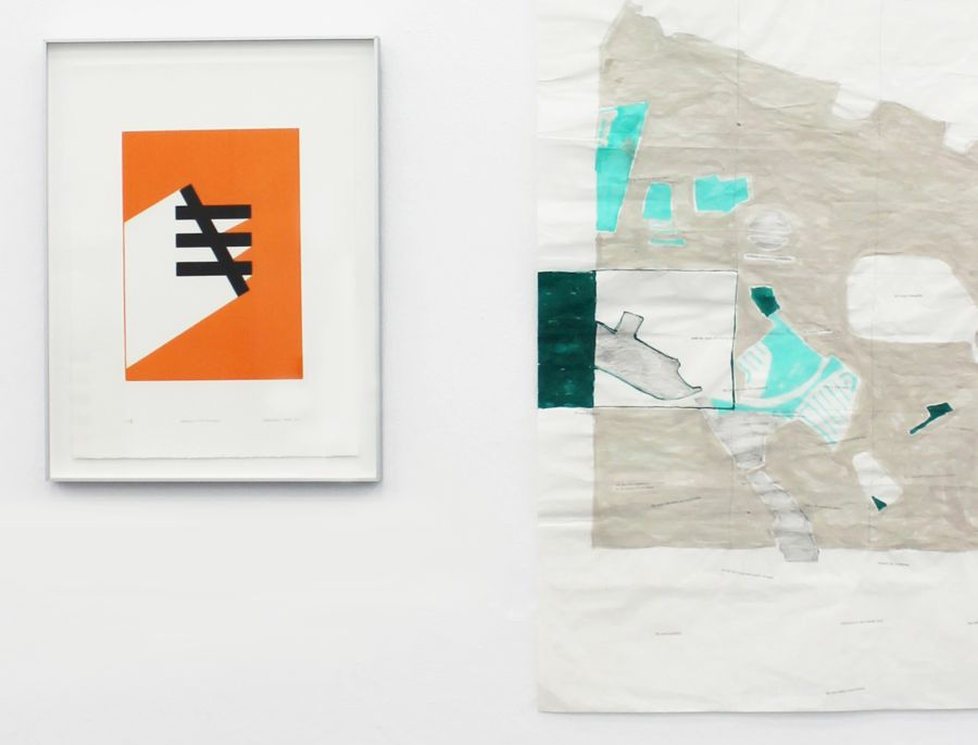Click the image for a view of: Installation view